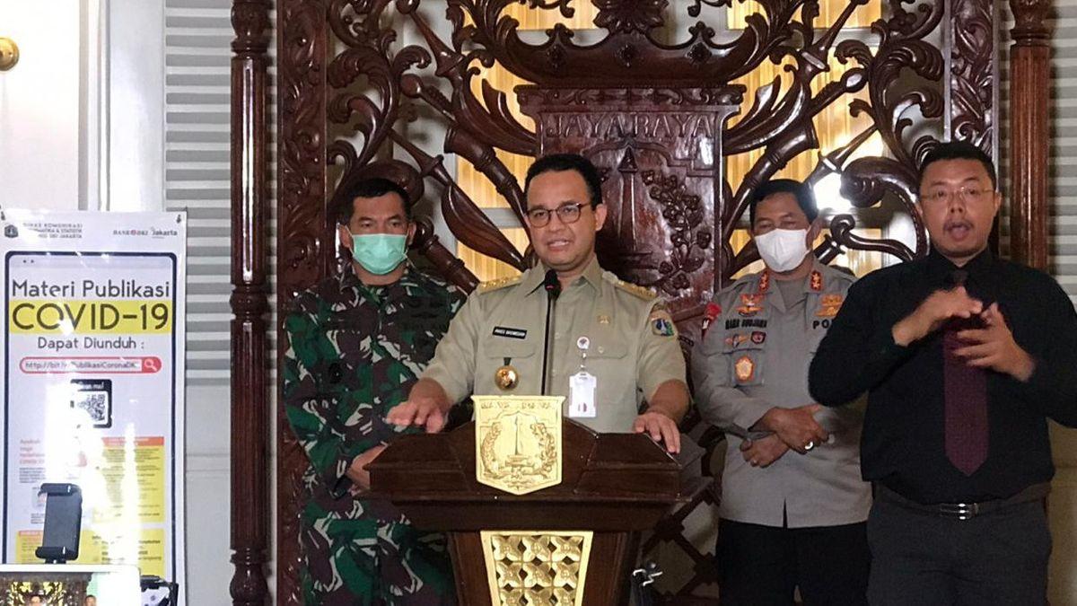 Ini yang Boleh dan Dilarang Saat PSBB di DKI Jakarta