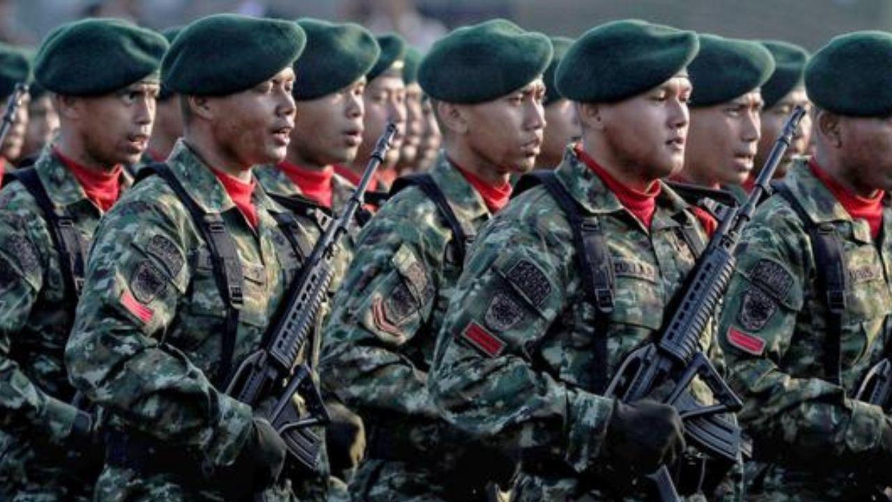 TNI Terorisme
